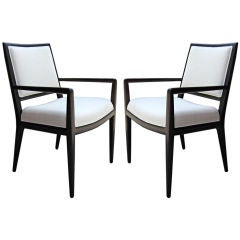 Pair of Armchairs by Jacob Epstein for Cumberland Furniture
