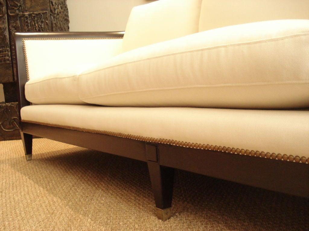Elegant NeoClassical Sofa at 1stdibs