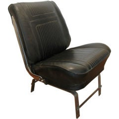 Cool 1960's Bucket Seat Chair