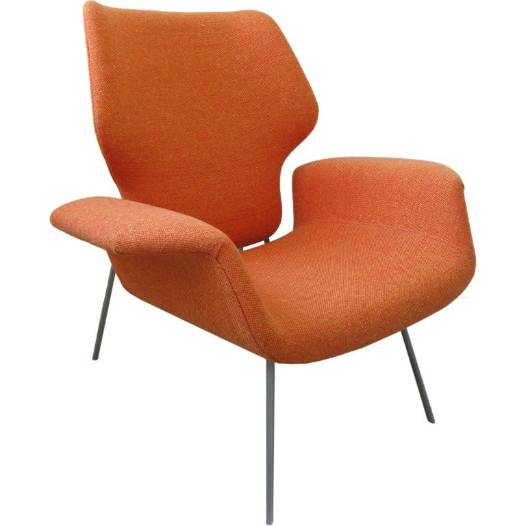 Alvin lustig armchair at 1stdibs for Couch lustig