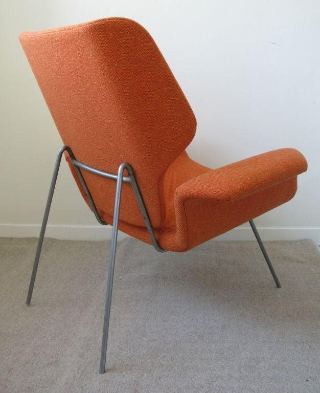 Rare And Sculptural Segmented Lounge Chair By Alvin Lustig For Paramount  Furnitureu003cbr /u003e