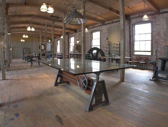 shop furniture industrial furniture