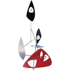 Large Stabile in the manner of Calder