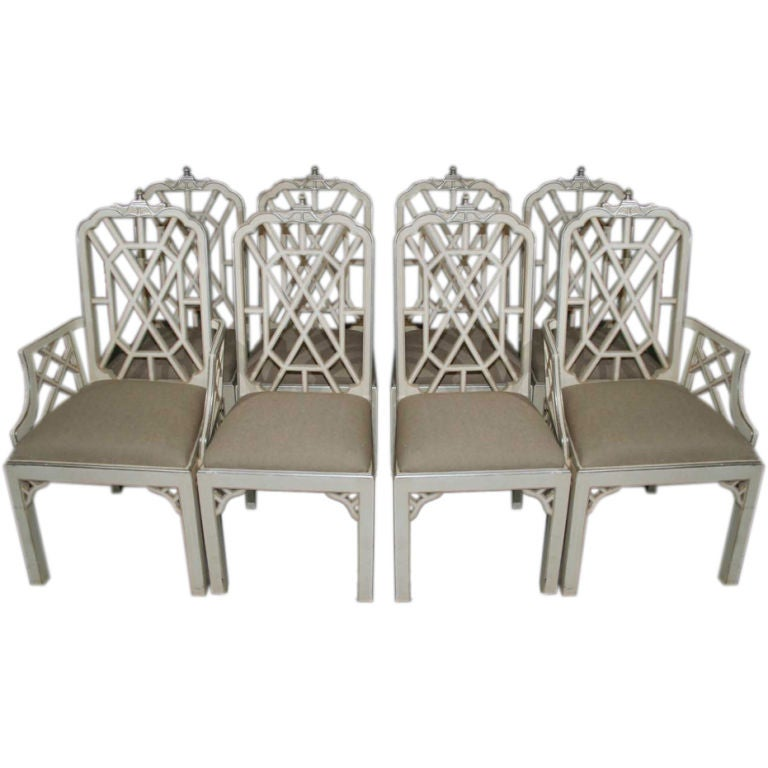 Chinese Chippendale Chair Chinese Chippendale Dining