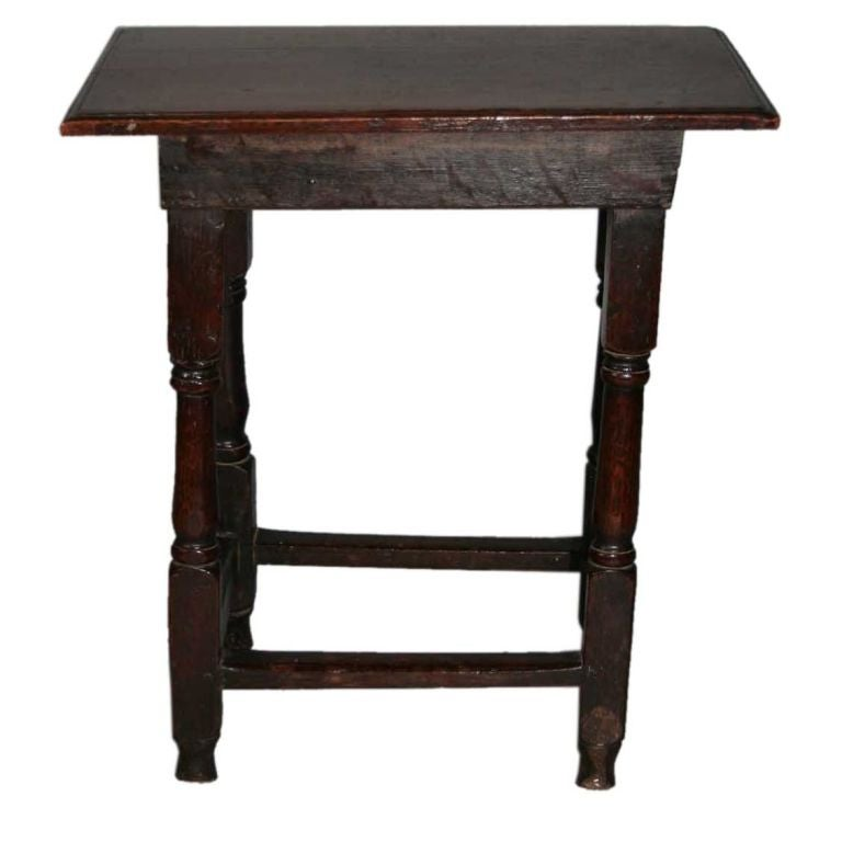 colonial revival style table at 1stdibs. Black Bedroom Furniture Sets. Home Design Ideas