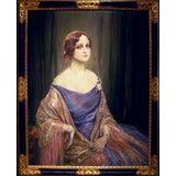 "Edward Alfred Cucuel ""Portrait of  Renee Thornton"""