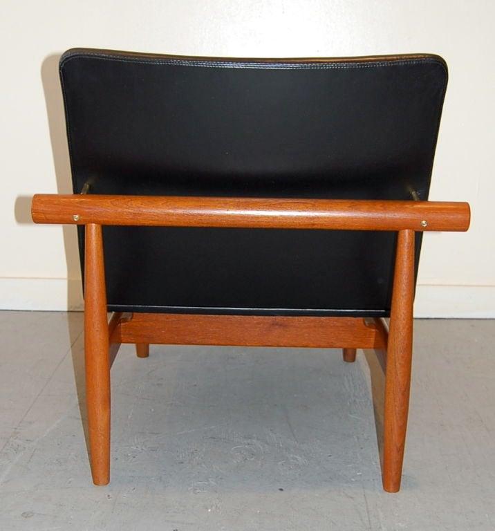 Pair Finn Juhl Japan Lounge Chairs At 1stdibs