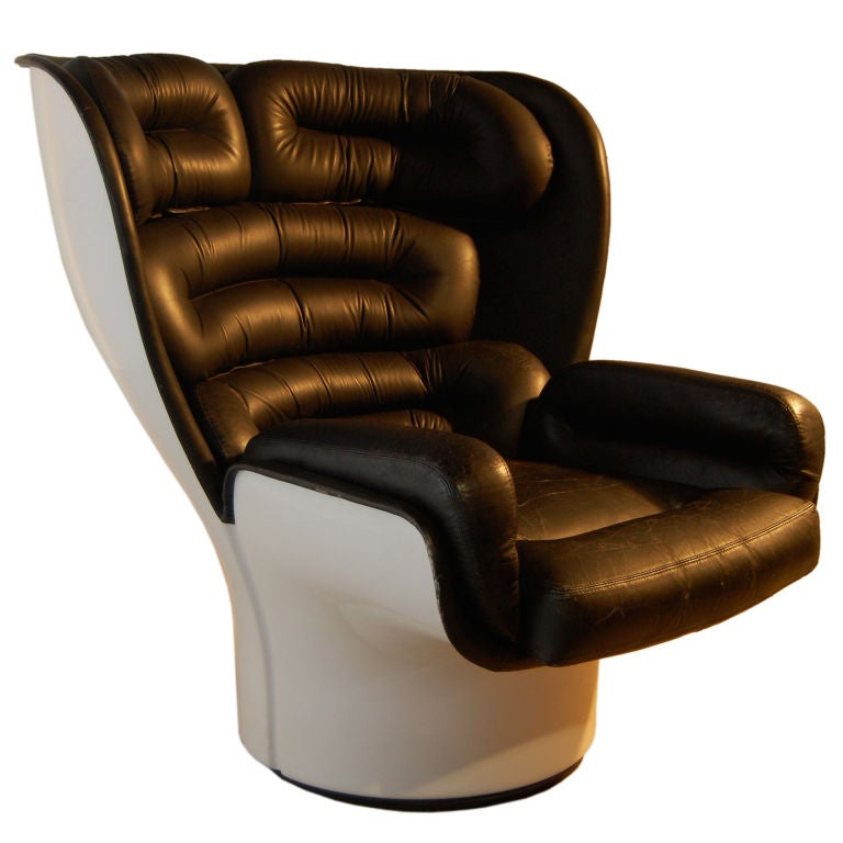 Joe Colombo Elda Chair At 1stdibs