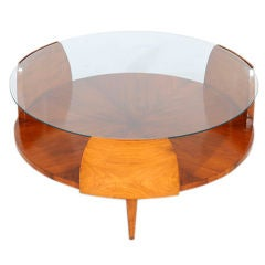'Drum' Coffee Table by Martin Eisler & Carlo Hauner, Brazil