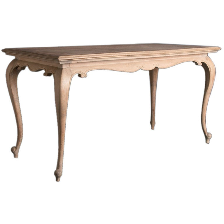 A french cabriole leg rectangular centre table ca 1850 at for Center table legs