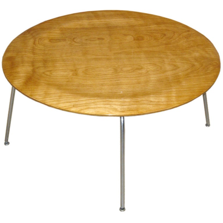 A charles and ray eames coffee table at 1stdibs for Eames style coffee table