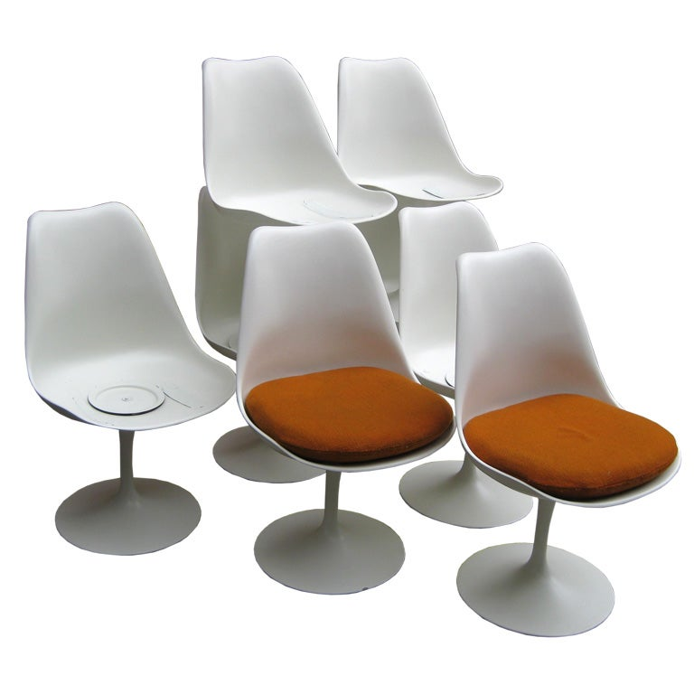 Saarinen Chairs By Knoll 8 Available At 1stdibs