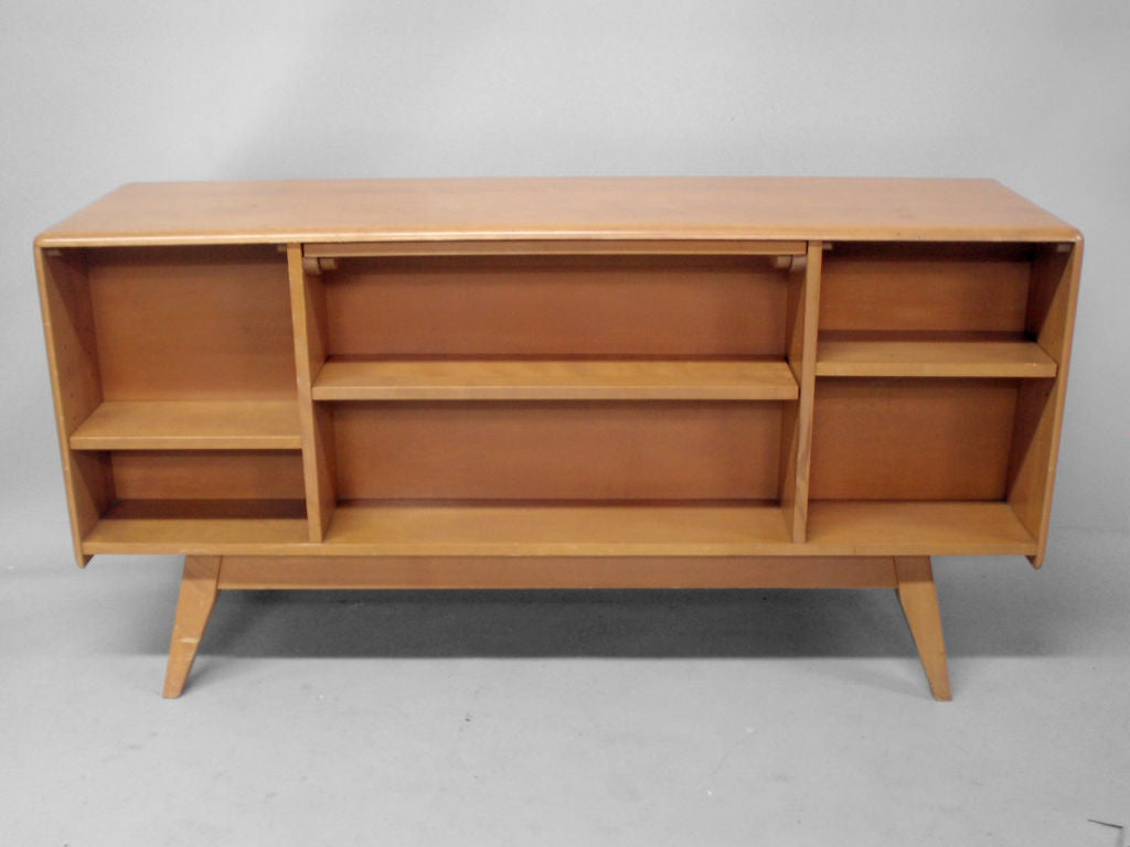 A Room Divider Credenza by The Heywood Wakefield Co at 1stdibs