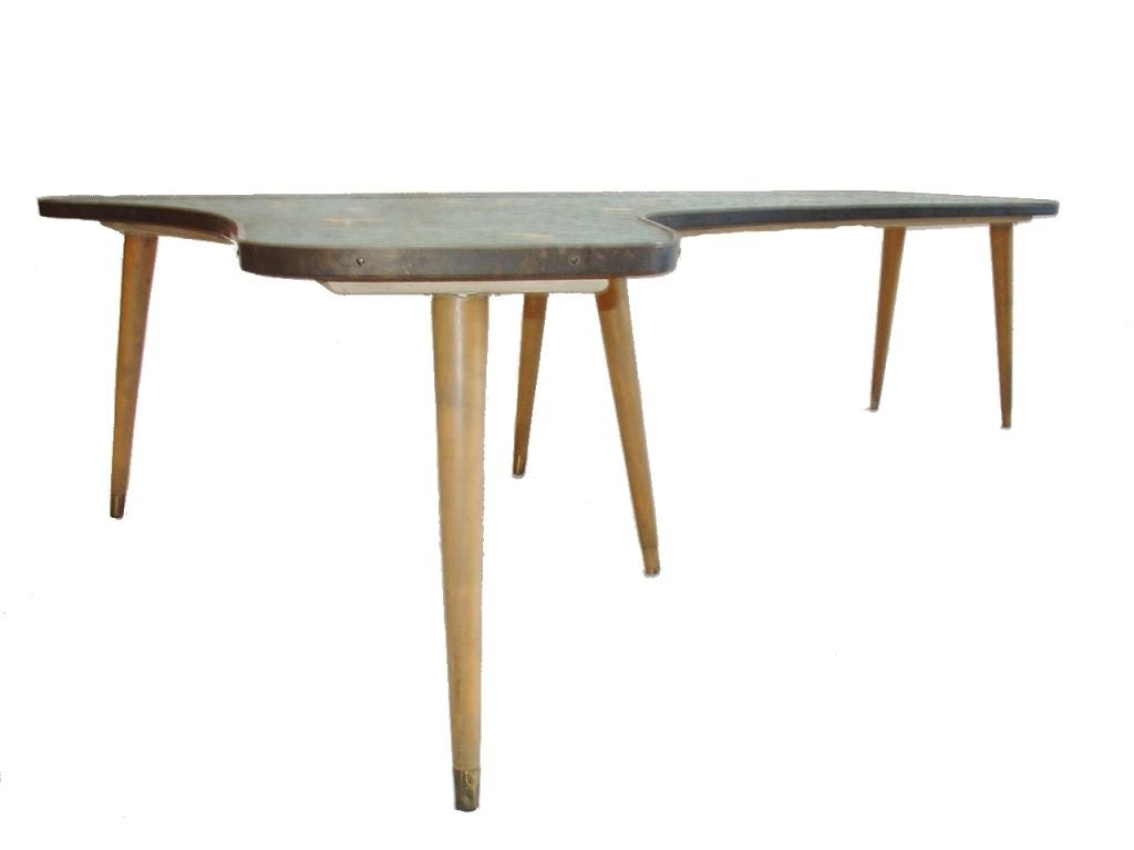 tile coffee table at 1stdibs