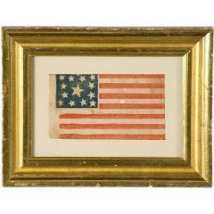 13 STARS, CIVIL WAR PERIOD, 1861-65