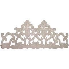 Hollywood Regency  Baroque Style Headboard