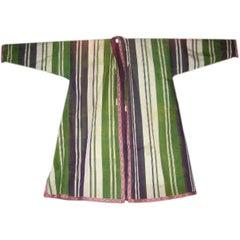 Handwoven Vintage Silk Chapan / Robe #2