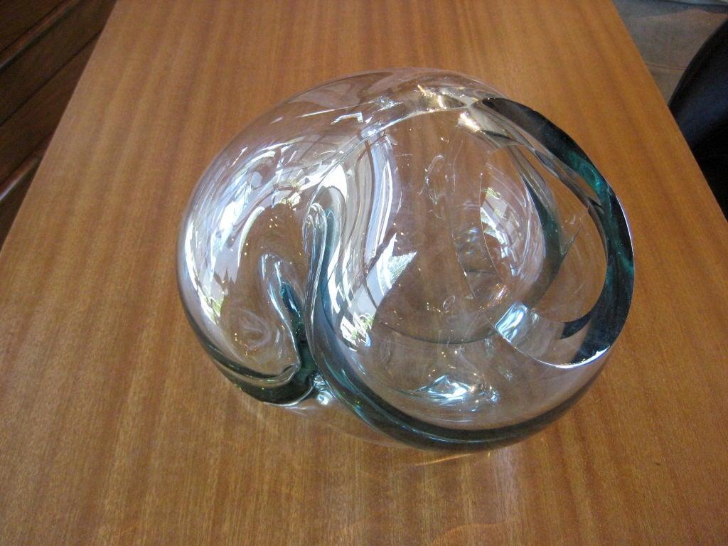 Glass sculpture by John Bingham 2