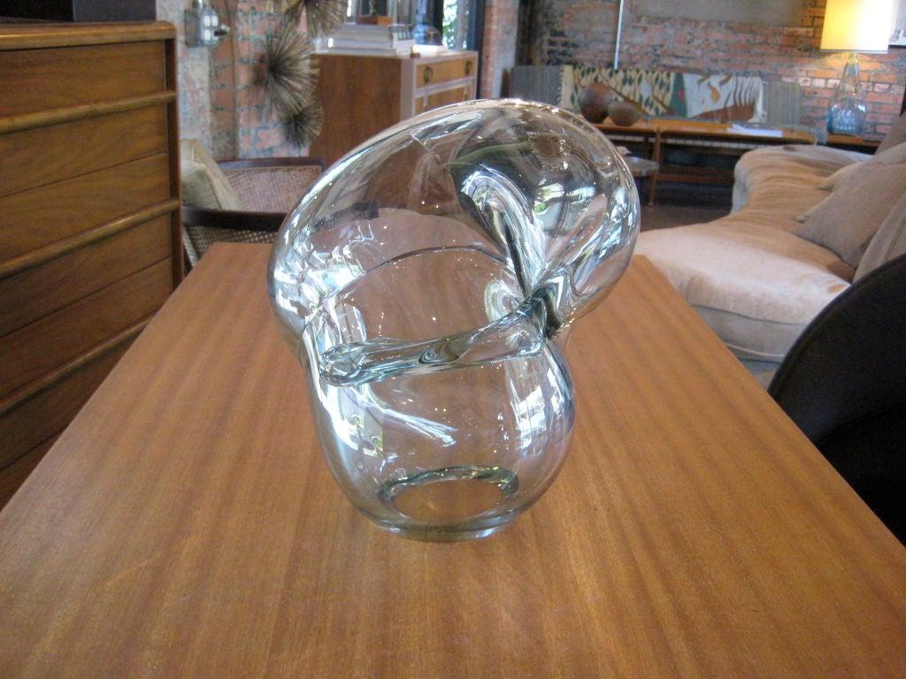 Glass sculpture by John Bingham 6