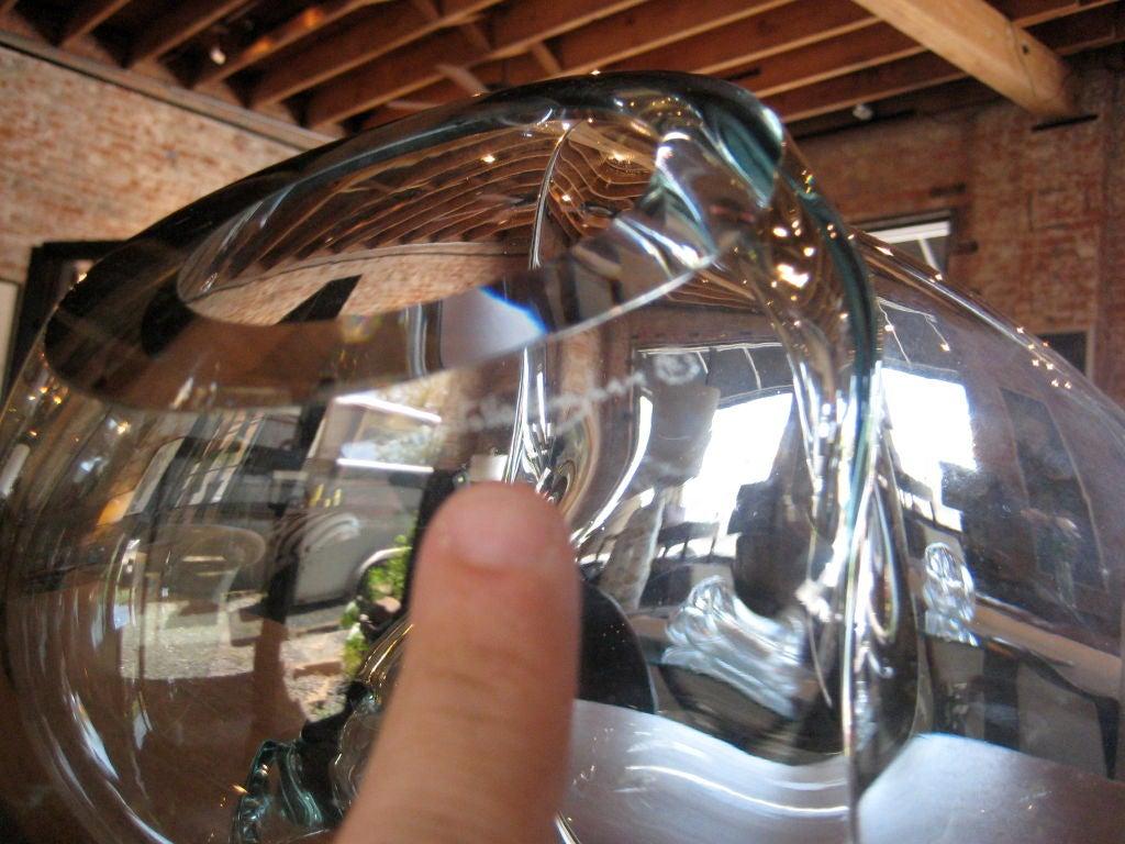 Glass sculpture by John Bingham 8
