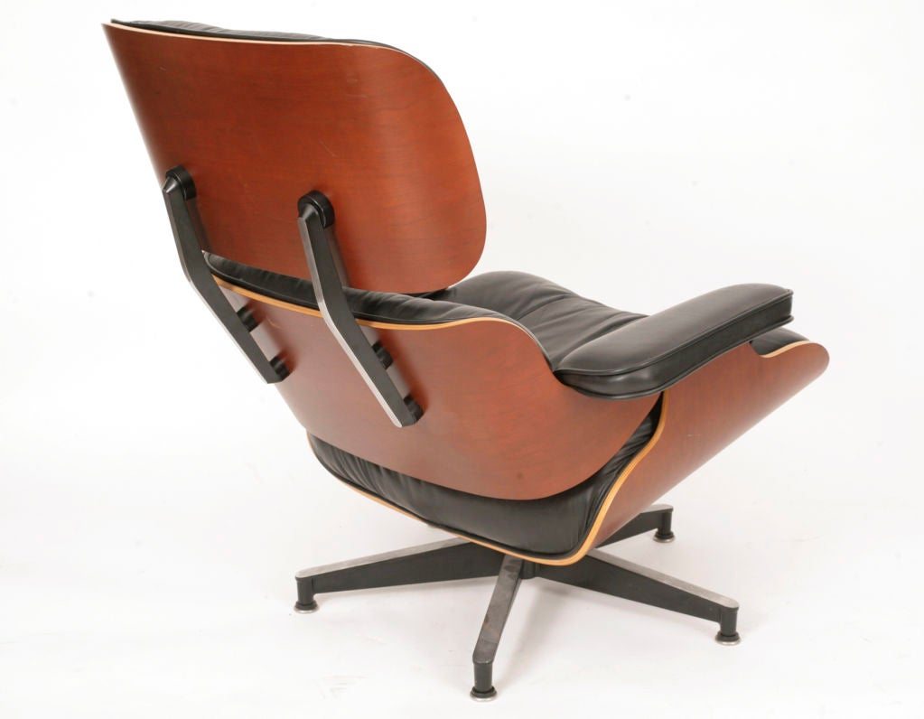 Eames for herman miller lounge chair and ottoman at 1stdibs - Eames chair herman miller ...