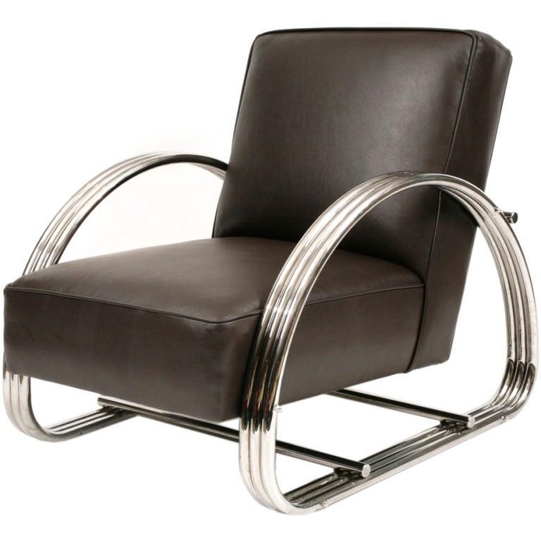 Ralph Lauren Hudson Street Lounge Chair 1