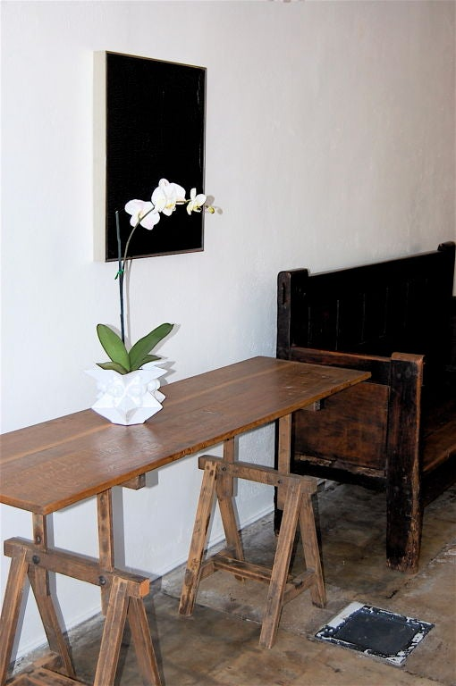 Adjustable Architect's Table or Console 2
