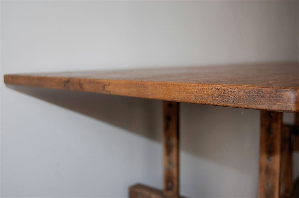 Adjustable Architect's Table or Console 1
