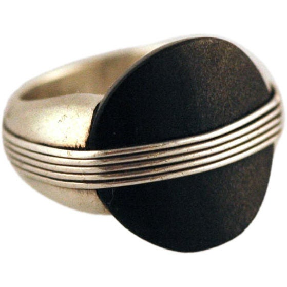 William Spratling Ring