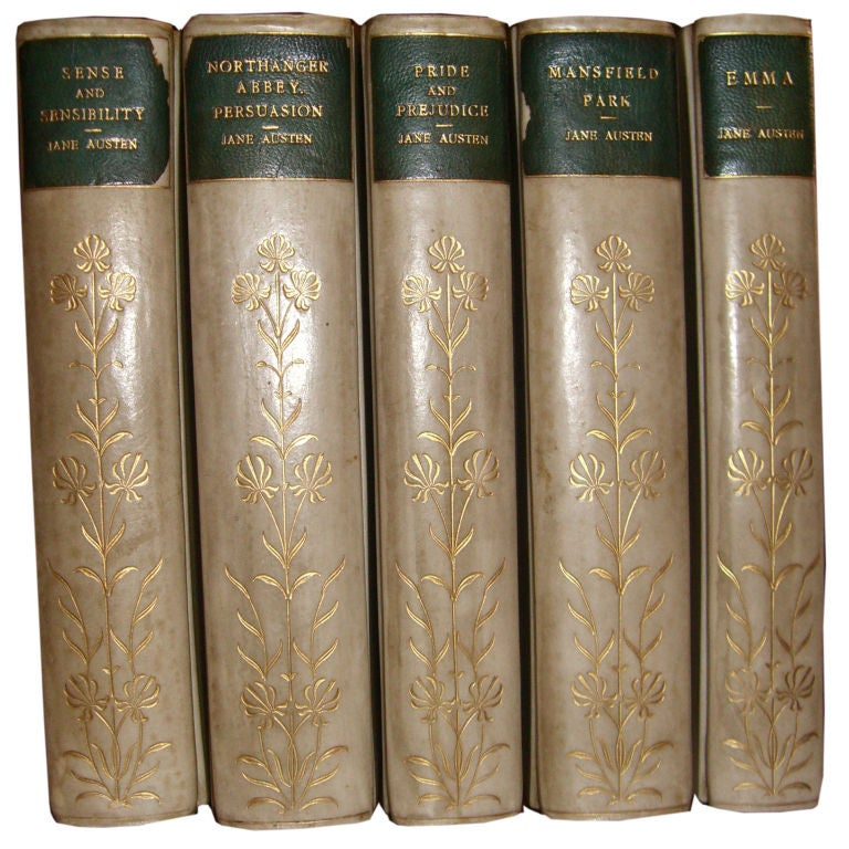 Jane Austen Novels 1