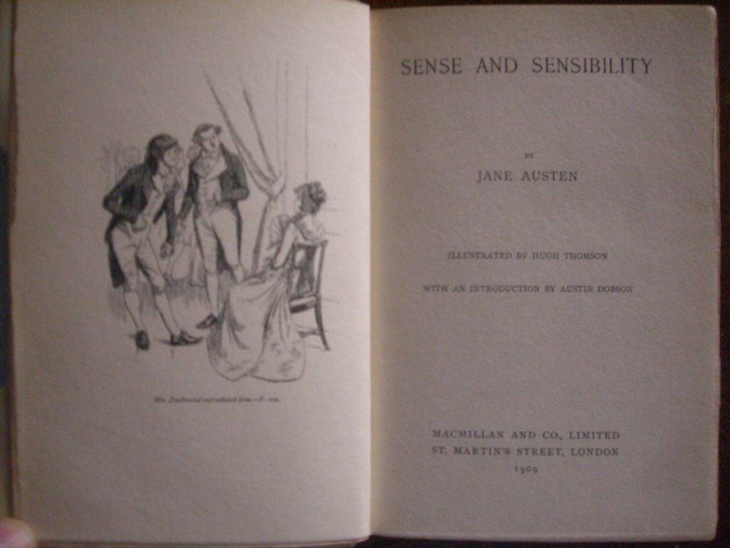Jane Austen Novels 4