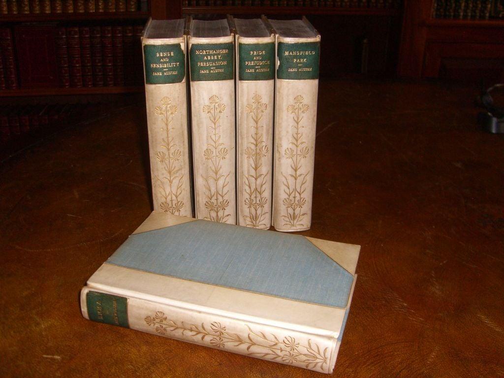 Jane Austen Novels 5