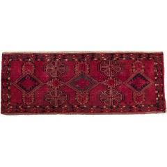 "Antique Uzbek ""Torba"" Rug"