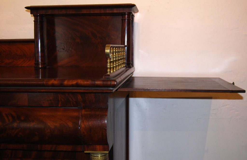 Large outstanding mahogany sideboard new york city circa for Sideboard york