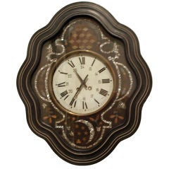 Fine Antique Napoleon III  Clock Case, circa 1850's