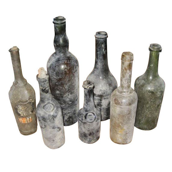 vintage 18th century wine bottles for sale at 1stdibs
