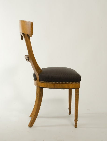 20th Century Suite of Biedermeier Chairs For Sale