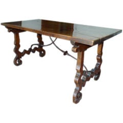 Excellent 17th Century Spanish Dining Table Console