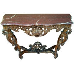 Period 18th Century French Regence Console Table