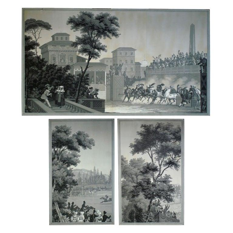 zuber wallpaper. Zuber Wallpaper Series of
