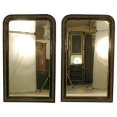 French Pair of Louis Philippe Mirrors
