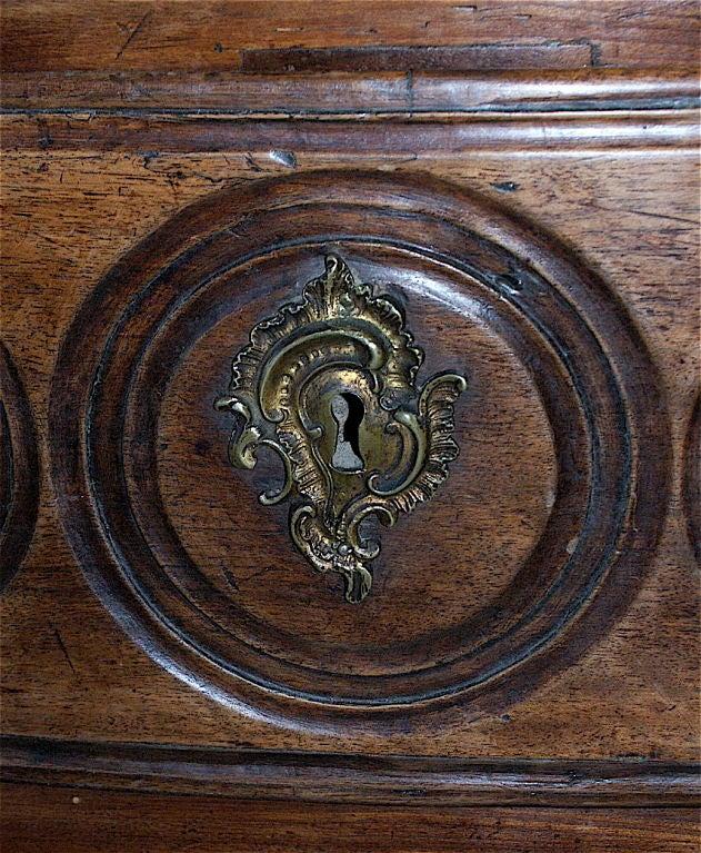 Louis XV Jean-Baptiste Simoneaux Commode For Sale 1