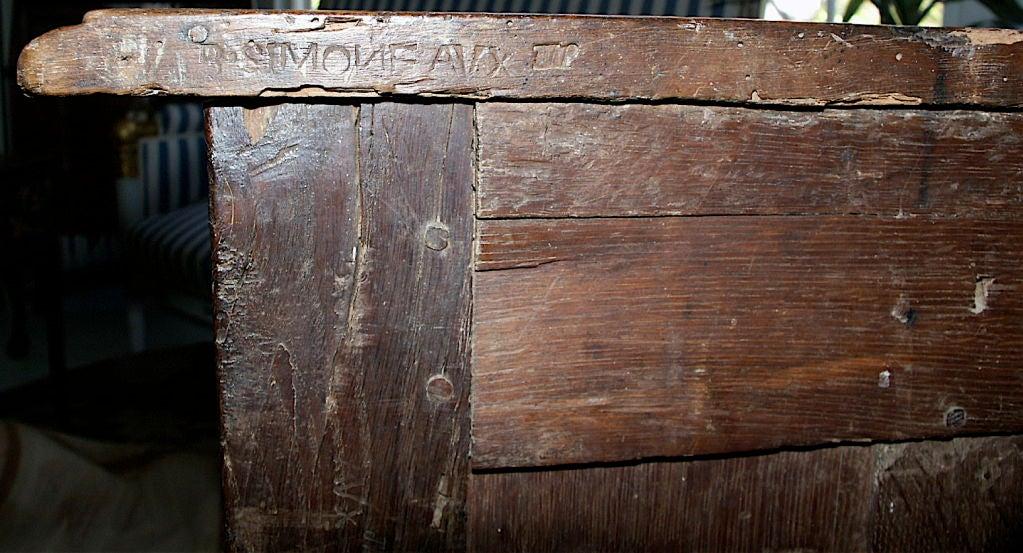 Louis XV Jean-Baptiste Simoneaux Commode For Sale 3