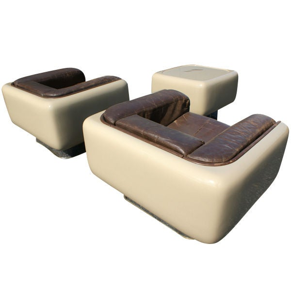 Pair of Steelcase Soft Seating Lounge Chairs 2