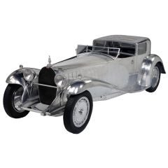 John Elwell:  'Bugatti Type 41 Royale Coupé Napoléon'.