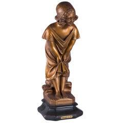 1920's French Art Deco Figurine