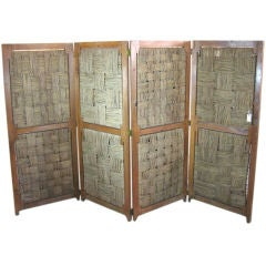 Audoux-Minet Folding Screen