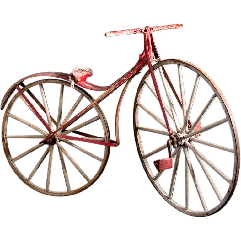 Boneshaker Bicycle At 1stdibs