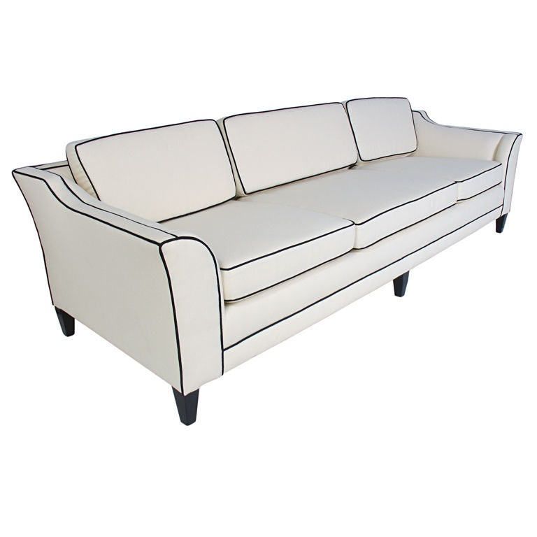 Deco sofa for 8 foot couch