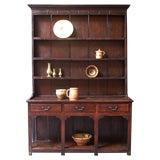 Unusually Small 18th Century Welsh Dresser.